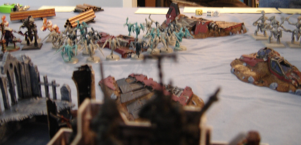 Cold Moon Images >> Vostroyan Firstborn Vs. Hive Fleet Moxley