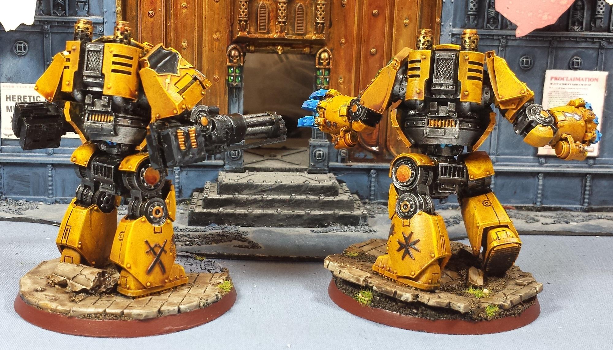Warhammer iron hands
