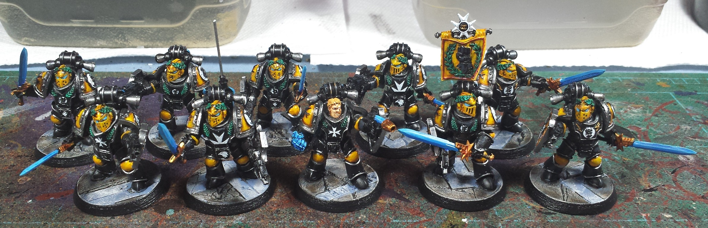 Cold Moon Images >> Heresy Era Imperial Fists
