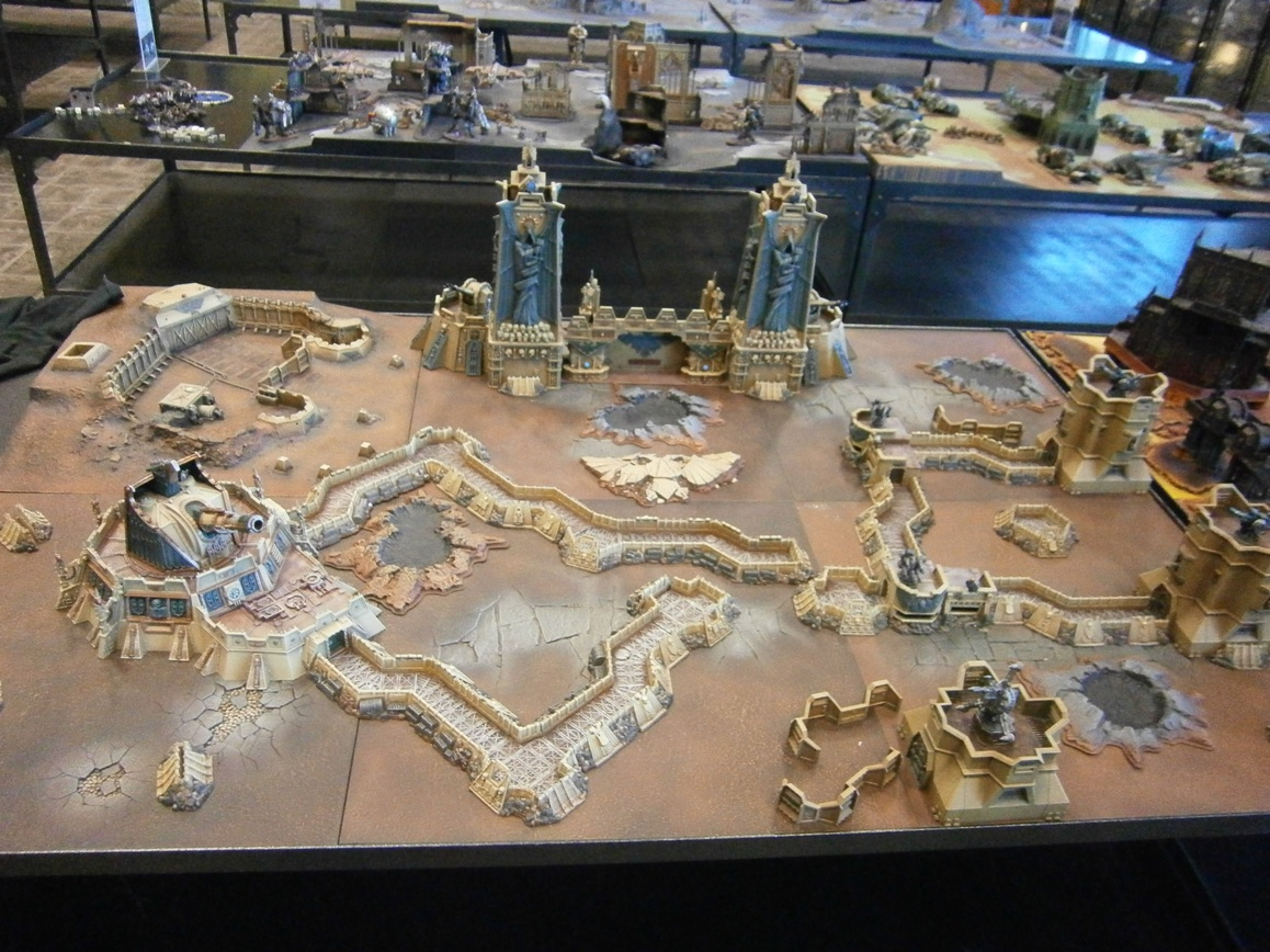 1000 Images About 40k Terrain On Pinterest Warhammer