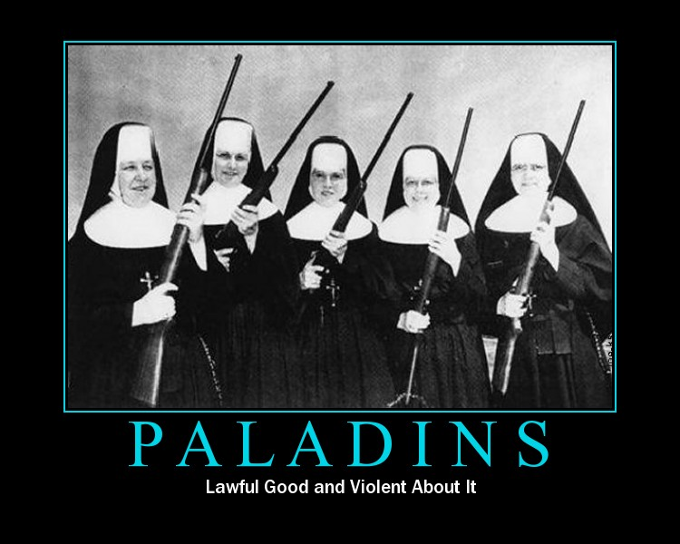 What's in your copy and paste bin? Paladins2