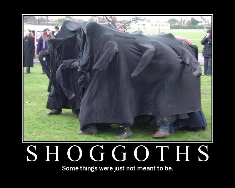 The Show Me GAAAAAAAAAAAAAAME!!! - Página 4 Shoggoths